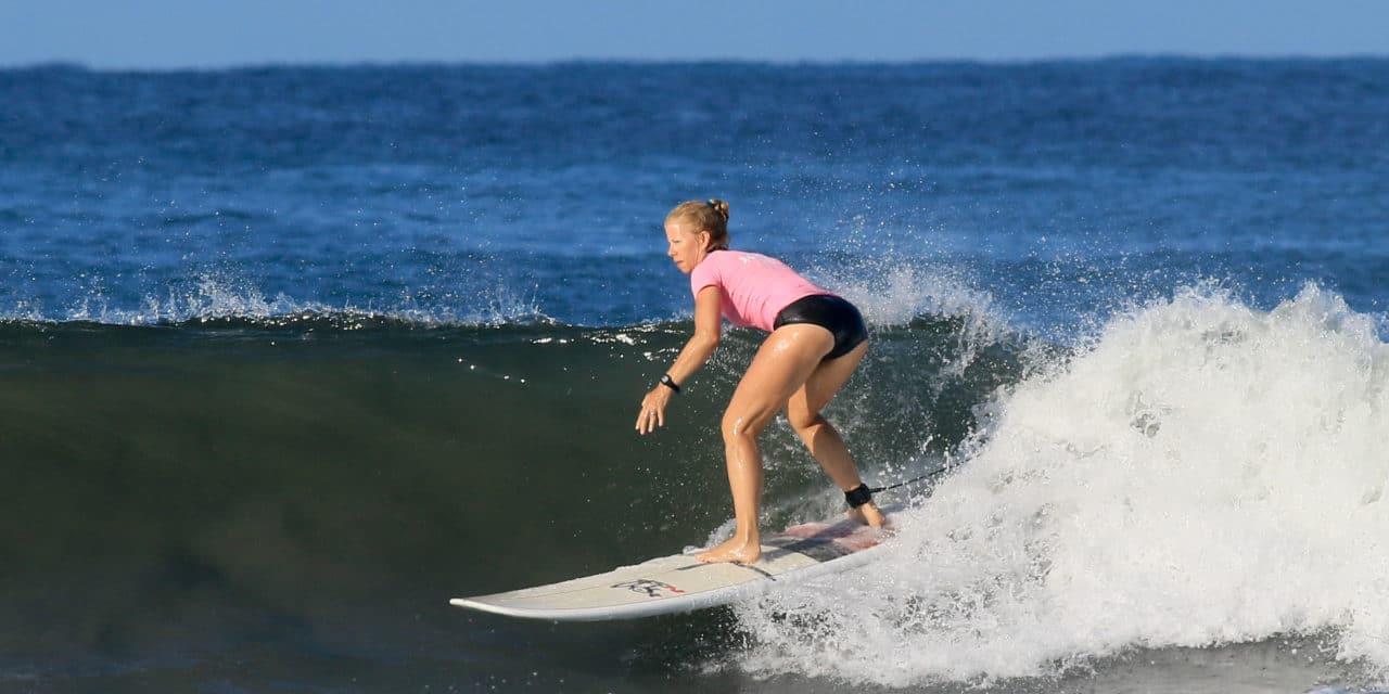 Costa Rica Surfing Video