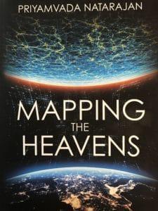 Priya Natarajan Mapping the Heavens book