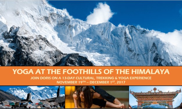 Trip – Yoga at the foothills of the Himalaya