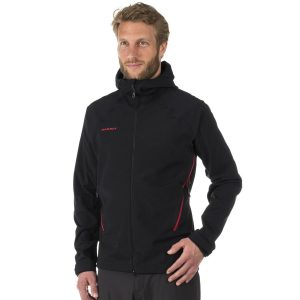 mammut softshell jacket man