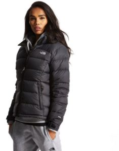 north face nuptse jacket woman