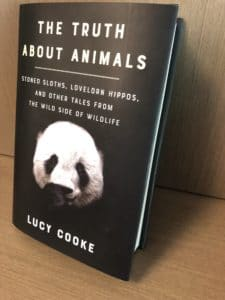 Lucy Cook The Truth About Animals Book