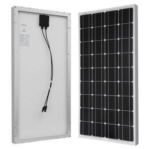Renogy 100-Watt Monocrystalline Solar Power Panel