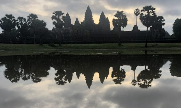 A Quick Trip to Cambodia