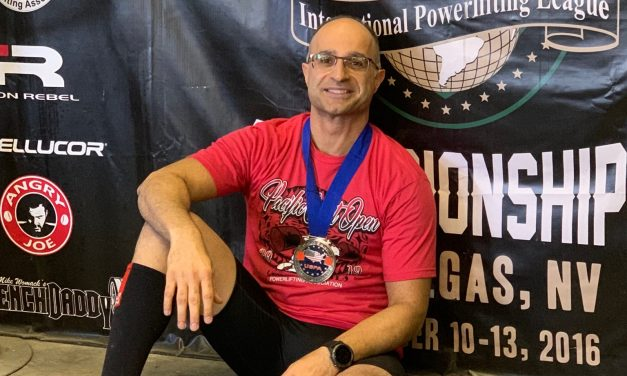 My Strength Journey – First Powerlifting Competition