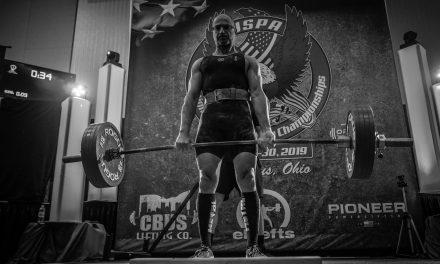 Shawn Competes at the 2019 USPA National Championships