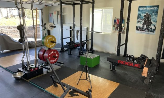 Home Garage Gym Overview